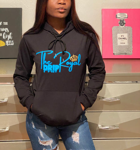 The Royal Drip Hoodie