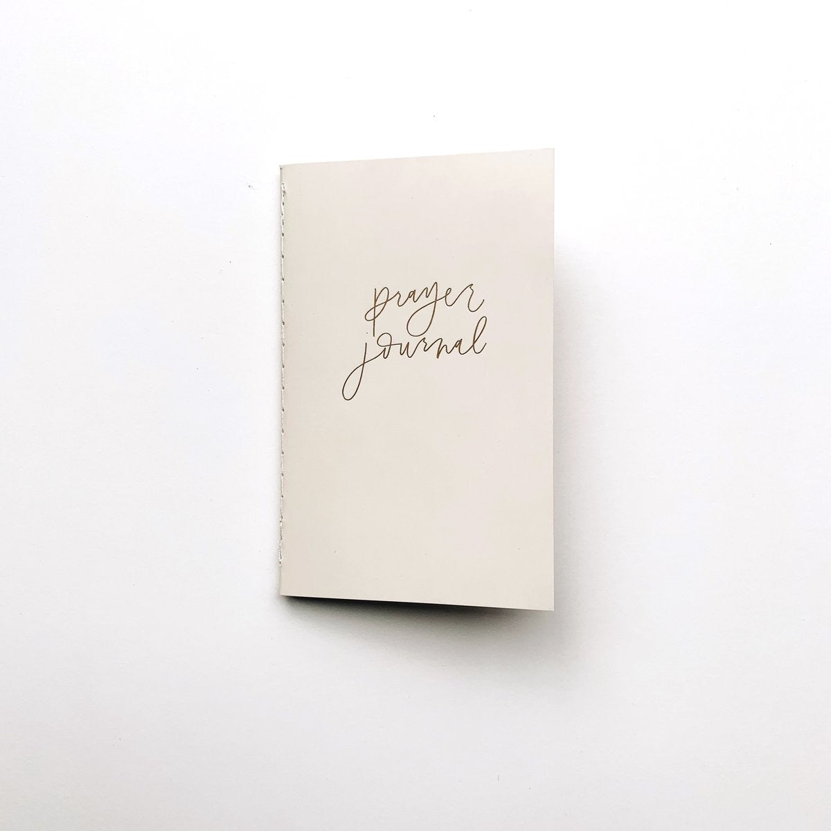 Mini Prayer Journal Notebook