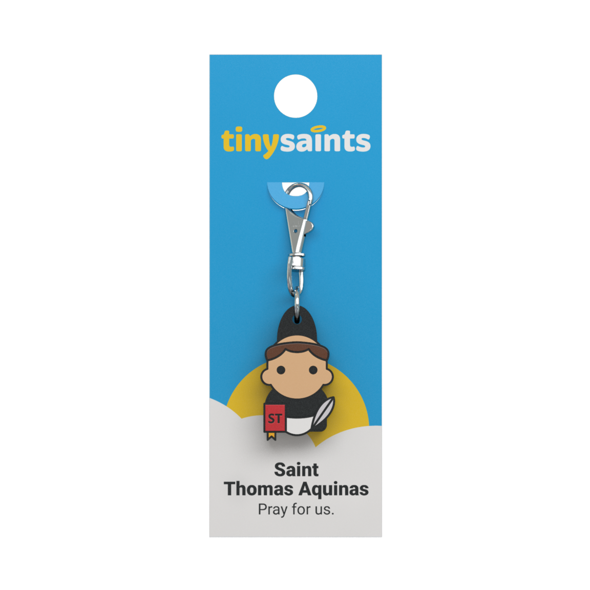 St. Thomas Aquinas Tiny Saint