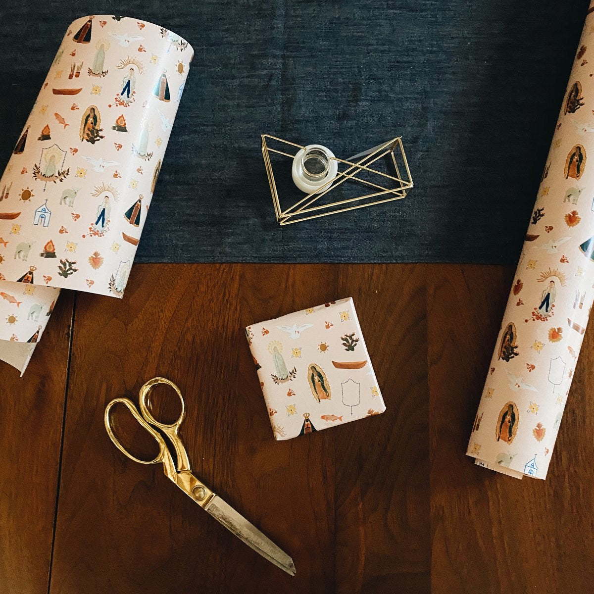 Marian Gift Wrapping Paper