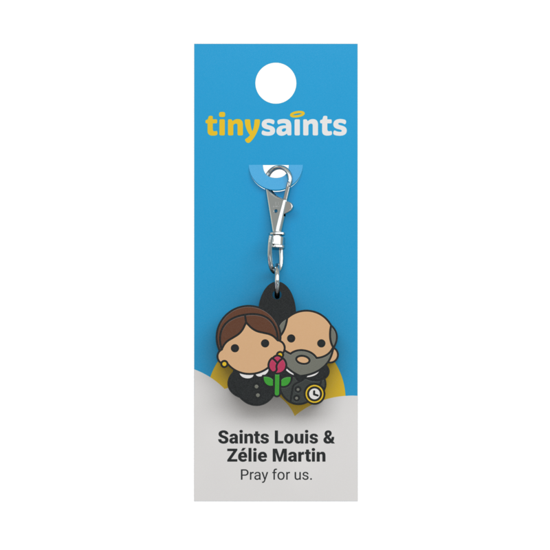 Saints Louis & Zélie Martin Tiny Saint