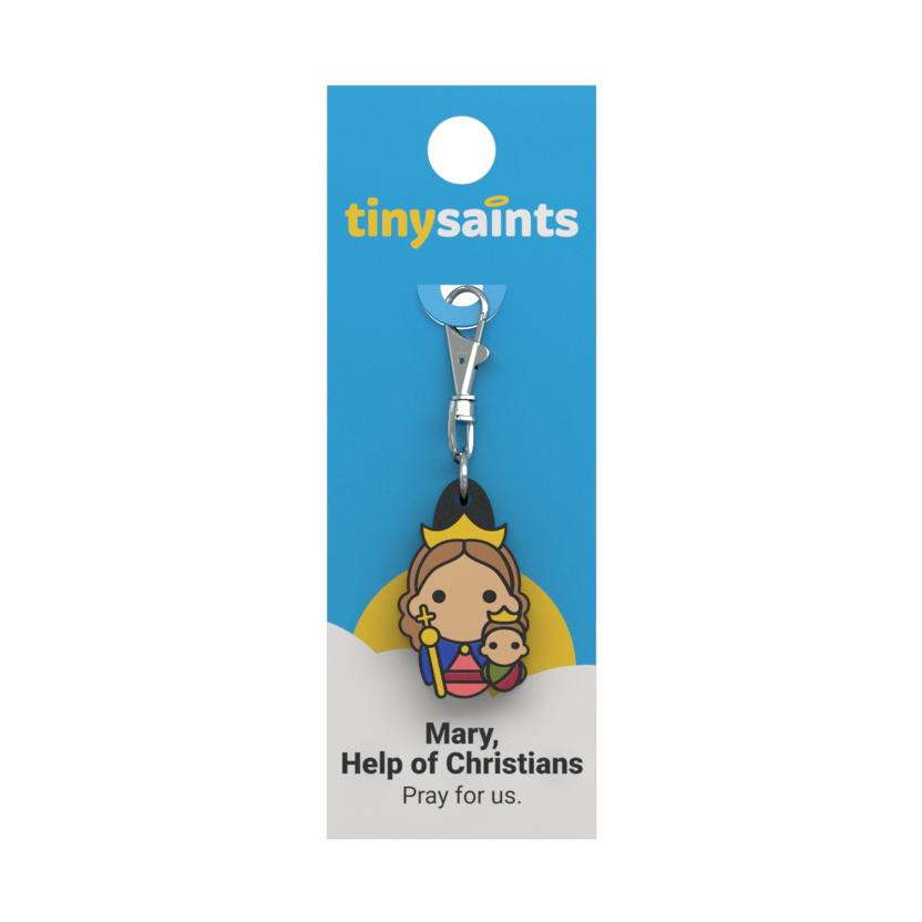 Mary, Help of Christians Tiny Saint
