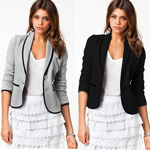 Mr. Black's Short Cardigan Blazer - Mr. Black's Store