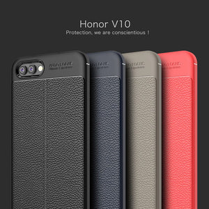 Mr. Black's Soft Case for Huawei Honor V10 - Mr. Black's Store