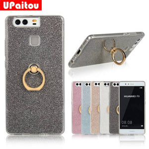 Mr. Black's Glitter Case For Huawei P9 / P9 Plus - Mr. Black's Store