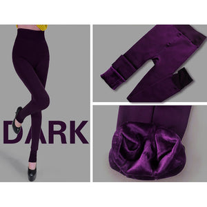 Mr. Black's Winter Thermal Leggings - Mr. Black's Store