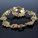 Mr. Black's Gold Plated Bangle - Mr. Black's Store