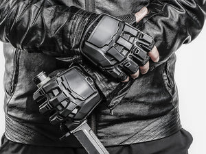 Military Style Tactical Gloves For Men