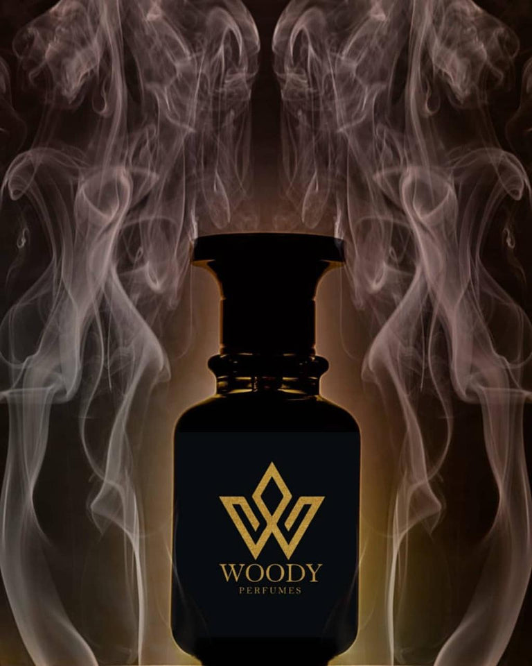 Mr. Black's Arabic Oud by Woody