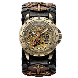 Mr. Black's Special Automatic Mechanical Watch - Mr. Black's Store