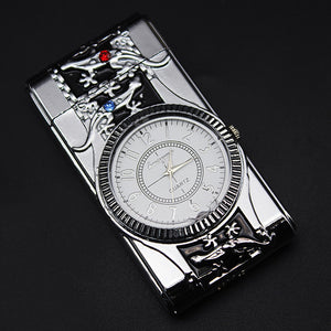 Mr. Black's Luxurious Gold Watch Lighter - Mr. Black's Store