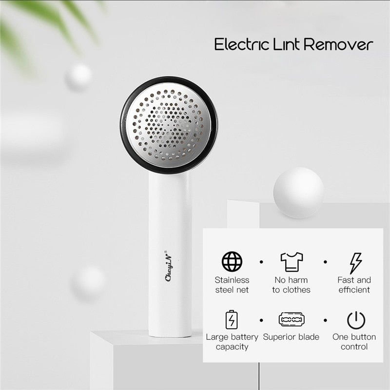 Wireless Electric Lint Remover