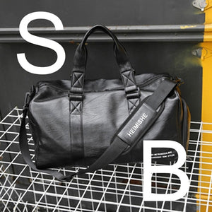 Leather Sports Bag For Gym