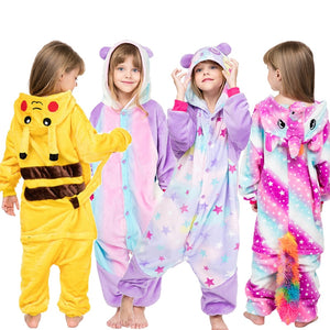 Children's Cartoon Style Sleepwear