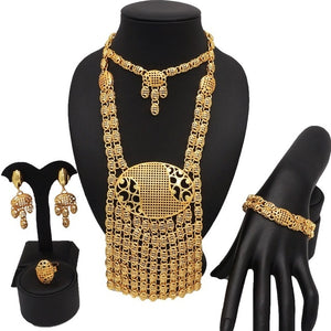 Mr. Black's African Design Jewelry Set - Mr. Black's Store