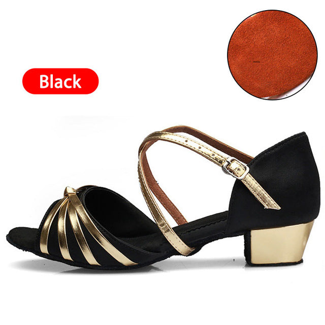 Mr. Black's Latin Tango Sandals - Mr. Black's Store