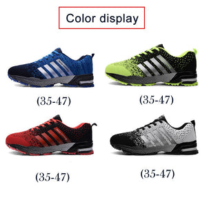Mr. Black's Breathable Running Shoes - Mr. Black's Store