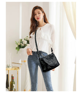 Retro Crossbody Bag For Women