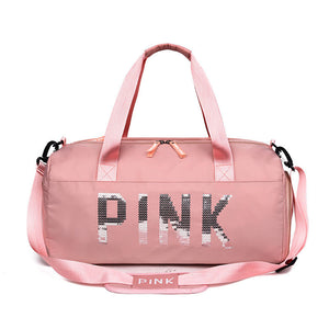 Pink Sports Bag For Her