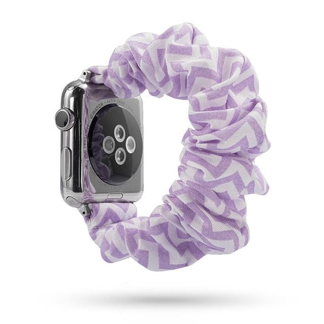 Elastic Apple Watch Band For Girls