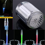 Color Changing Nozzle Shower Head