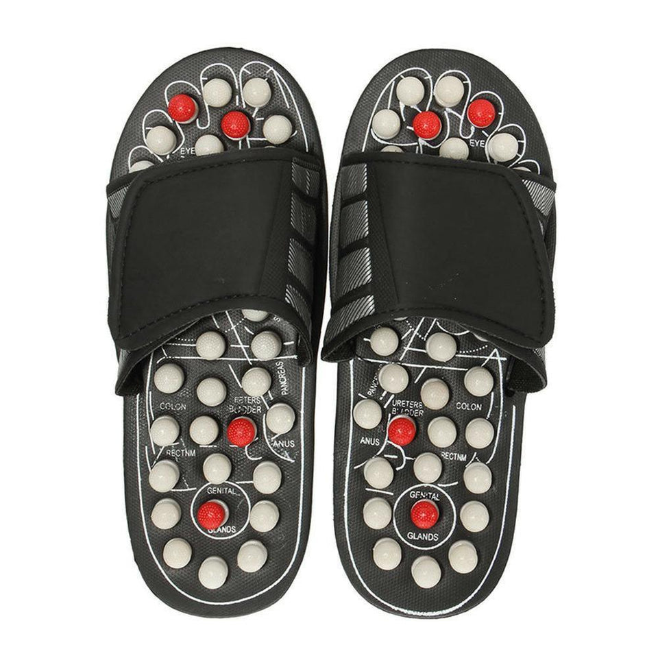 Acupuncture Relaxation Slippers