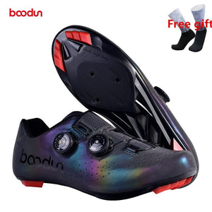 Professional Breathable Cycling Shoes