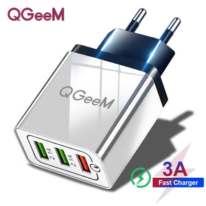 Quick Charge 3.0 USB Wall Charger