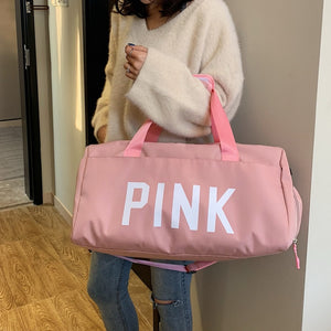 Pink For Her, Travel Bag