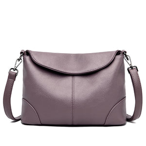Genuine Leather Cross Body Bag