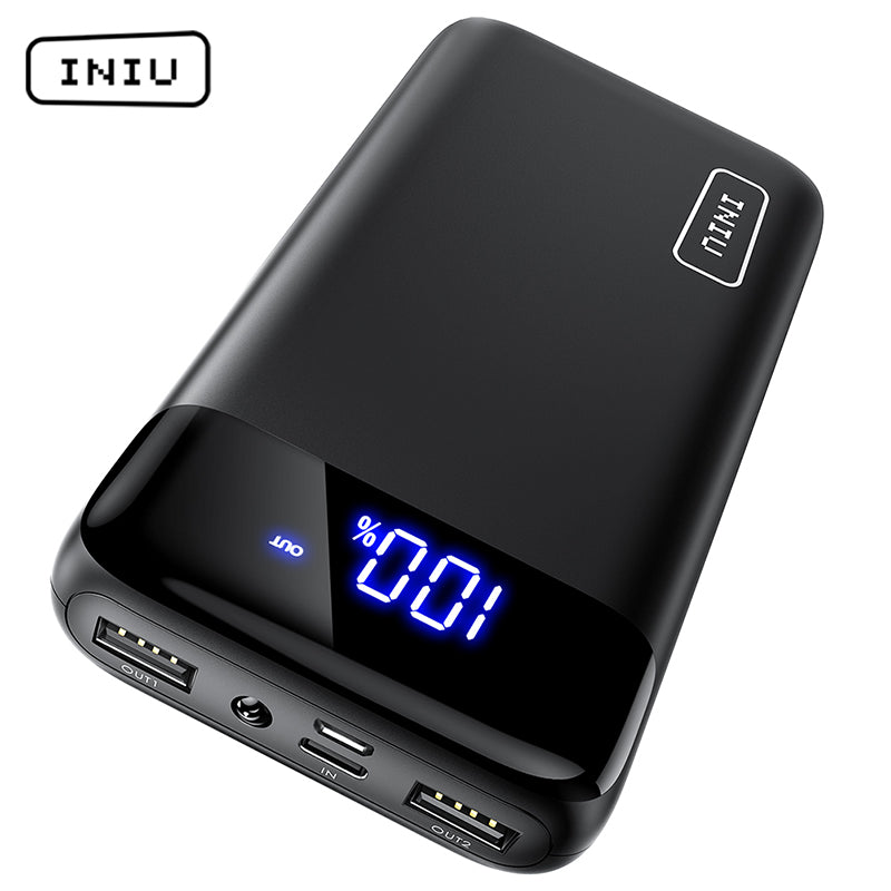20000mAh Power Bank With LED Display. 5 Days Fast delivery to U.S