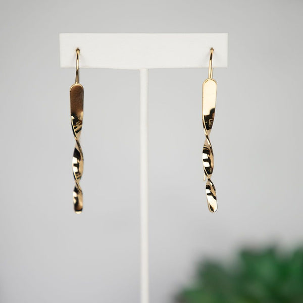 Twisted Bar Dangles