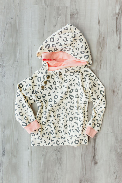 Spirit Animal Kids Doublehood Sweatshirt