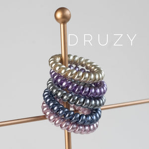 Druzy Large Lauren Lane Hair Coils
