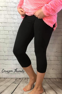 Capri Leggings - Many Colors