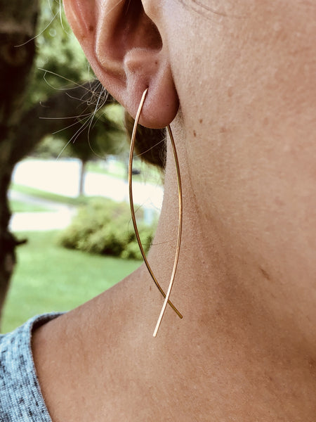 Brooke Wire Earrings