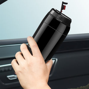 350ML Car Heating Cup 12V Coffee Thermal Cups