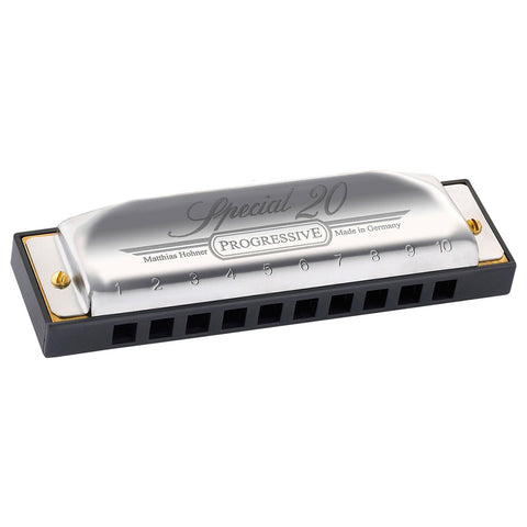 Hohner Special 20 Do | Armónica de Blues