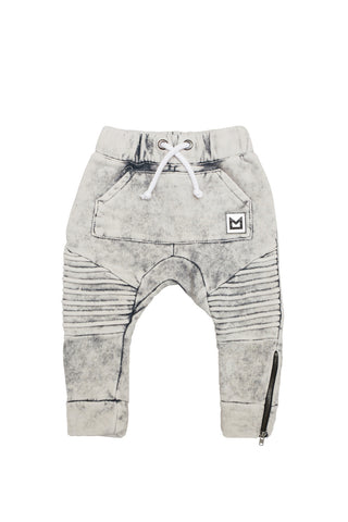 MINIKID Acid Grey Pants
