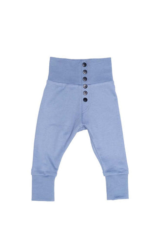 Baby Leggings Dusty Blue