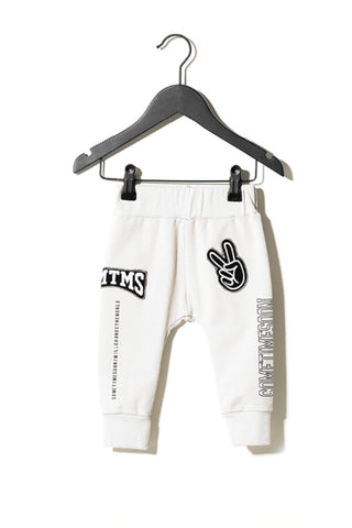Elias Sweatpants in Grey