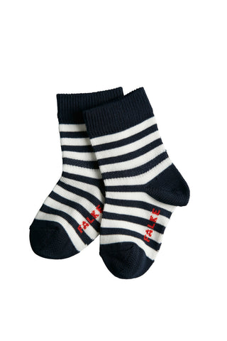 Stripe Marine Socks