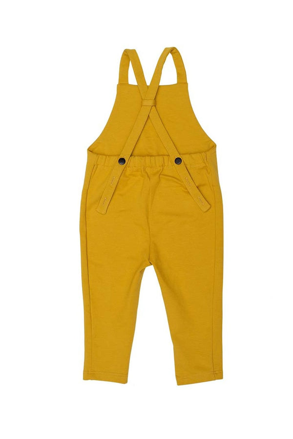 Jumpsuit Yellow