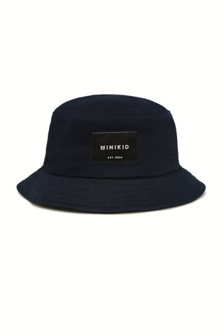MINIKID Bucket Hat Navy