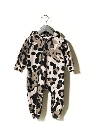 Magnet Onesie Brown LEO