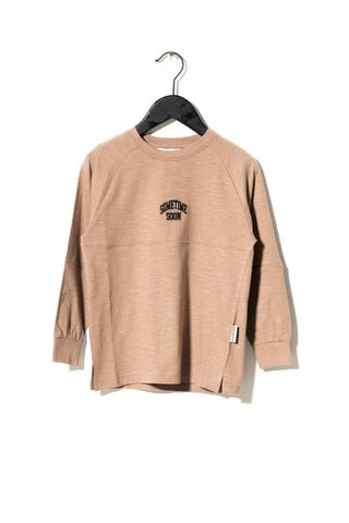 Rex L/S Tee Brown