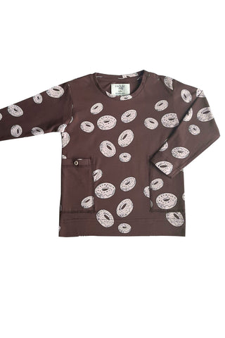 Phoenix LS Cotton Shirt Donuts