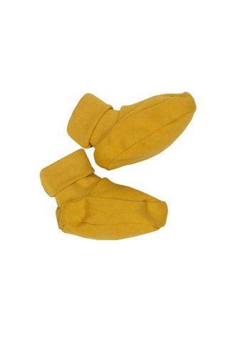Booties Yellow