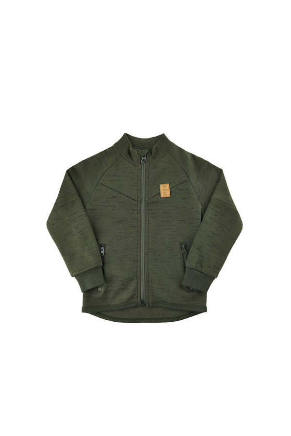 Track Top Green