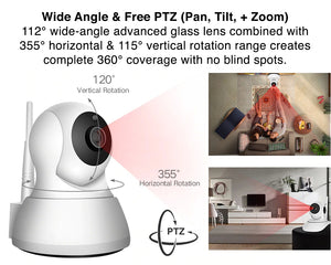EG3 IP Indoor Security Camera